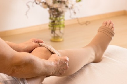 Treating Lower Back Pain With Compression Hosiery - Chiro Med