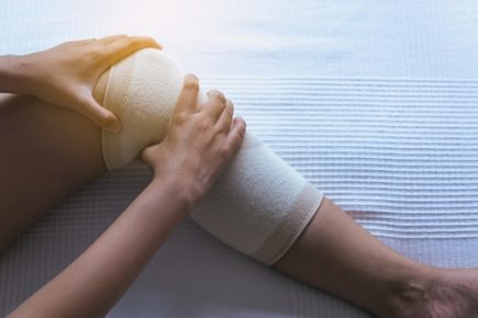 Beginning the injury recovery