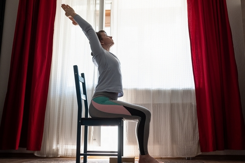 8 Back Exercises for Those Who Sit All Day at Home