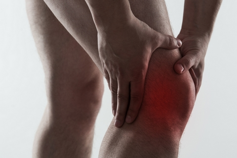 Knee Pain from Gout