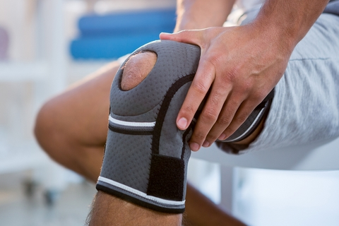 Knee Pain from Injury