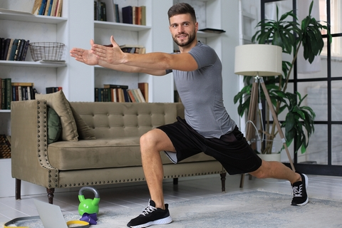 Lunge Stretch Exercises