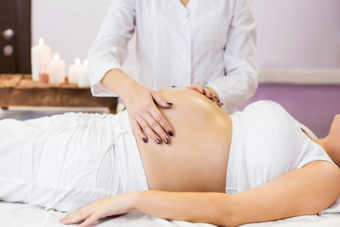 Prenatal massage therapy is a great type of massage therapy for pregnant women.