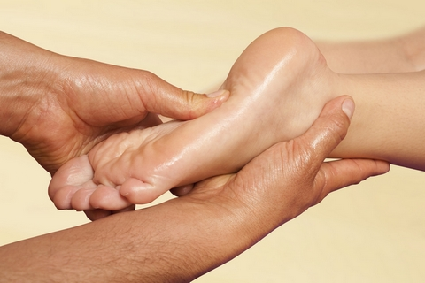 Reflexology is a non-intrusive type of massage therapy.