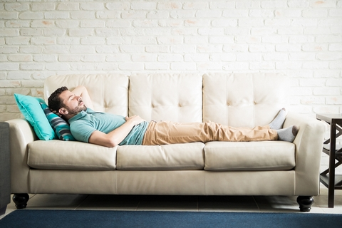 Rest can be a great home remedy for joint and muscle pain.