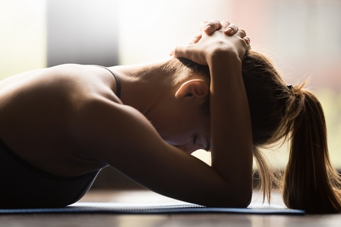 Stretches for neck and shoulders