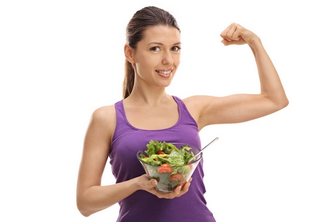 Eat fruits and vegetables for joint health