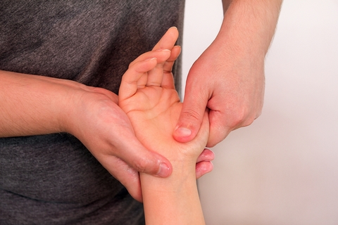 Massage therapy is a good natural remedy for arthritis pain.