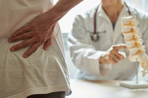 7 Signs of a Broken Tailbone in Your Body