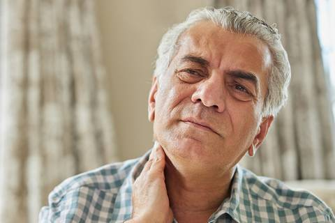 Arthritis may cause stiff neck and shoulder pain