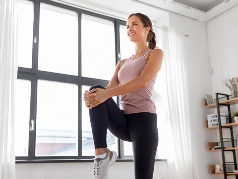 Exercises for knee pain and swelling